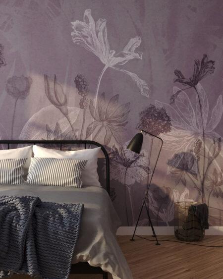 Fototapeten Secret Garden   3d tapeten schlafzimmer