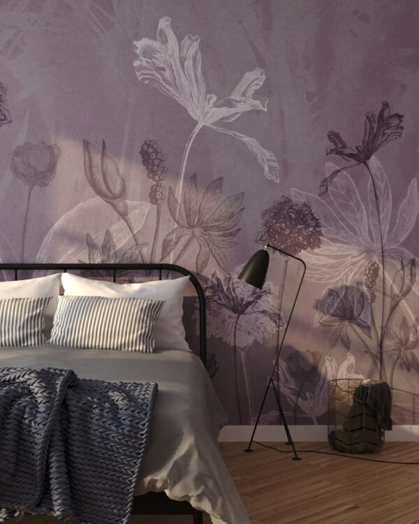 Fototapeten Secret Garden | 3d tapeten schlafzimmer