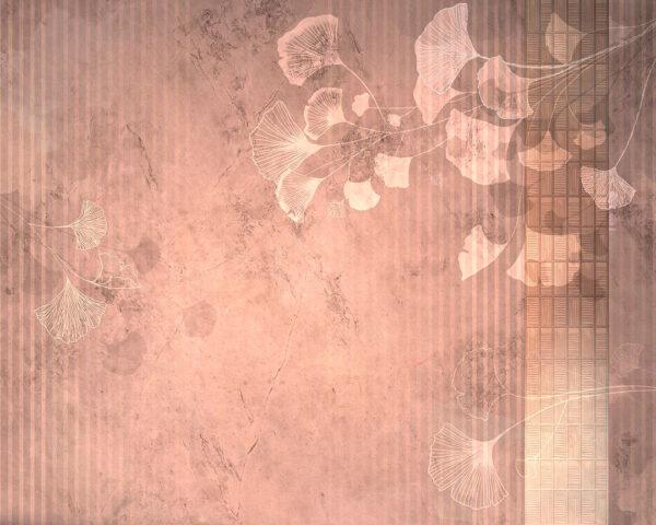 Kaufen Fototapeten Supplémentaire Beispiel blassrosa | 3d fototapete