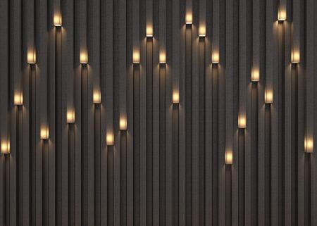 Designer Fototapeten Lume Beispiel dim   3d tapete