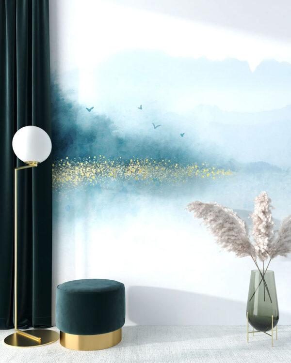 Design Fototapeten Nebbia | fototapete natur