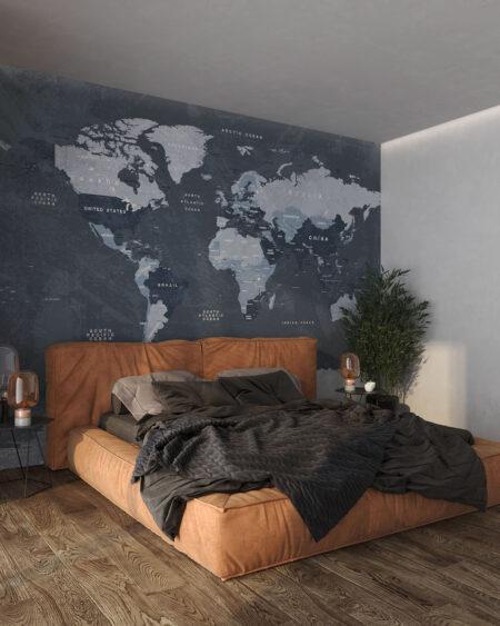 Kaufen Designer Fototapeten Globetrotter   3d tapete