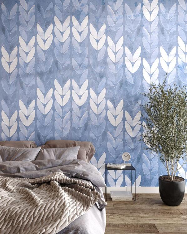 Kaufen Designer Fototapeten Blue Comfort | 3d tapeten