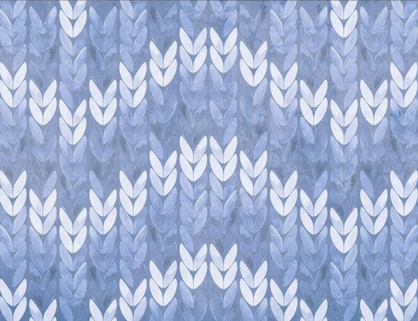 Kaufen Designer Fototapeten Blue Comfort Beispiel blau | 3d tapeten