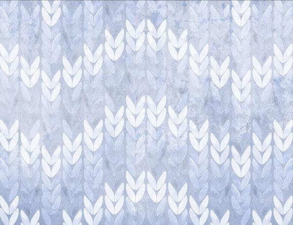 Kaufen Designer Fototapeten Blue Comfort Beispiel hellblau | 3d tapeten