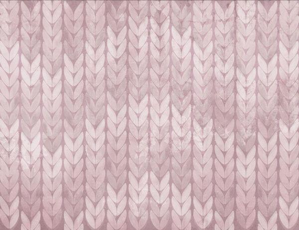 Designer Fototapeten Pastel Comfort Beispiel Rosa | 3d tapete