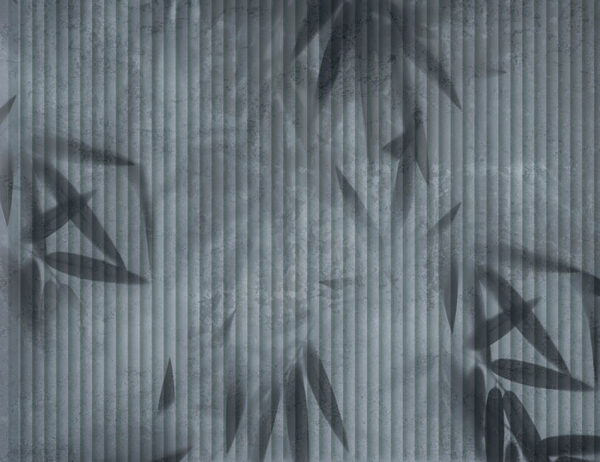 Fototapeten Geheimnis Beispiel dunkles Azurblau | 3d fototapeten
