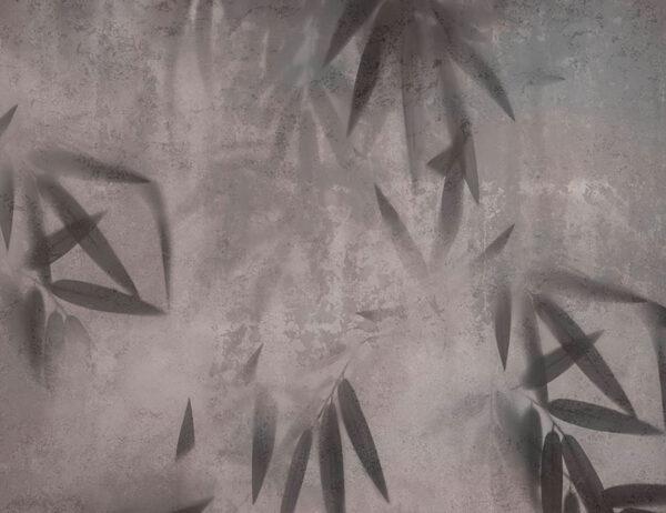 Design Fototapeten Dunkles Geheimnis Beispiel grau | fototapete natur