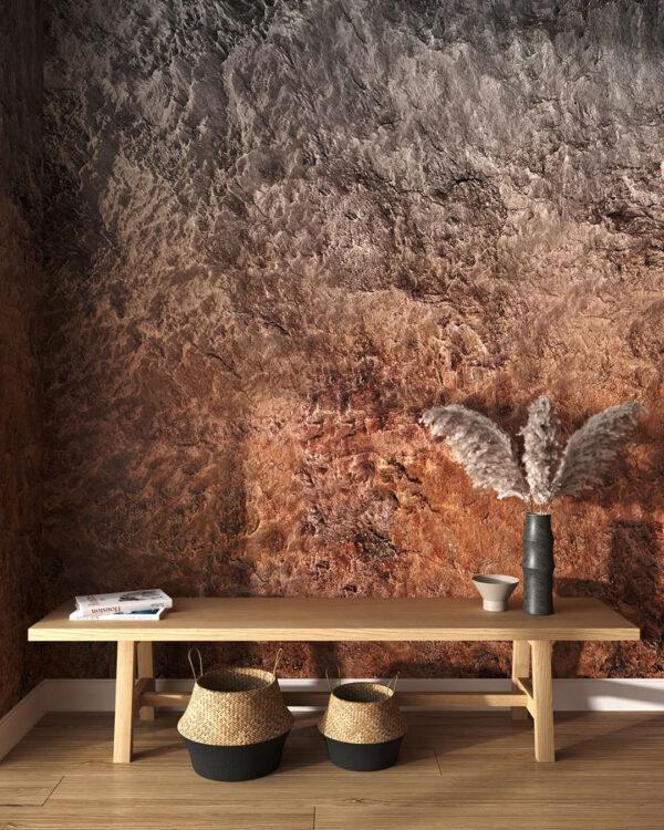 Kaufen Designer Fototapeten Metallico | 3d tapeten