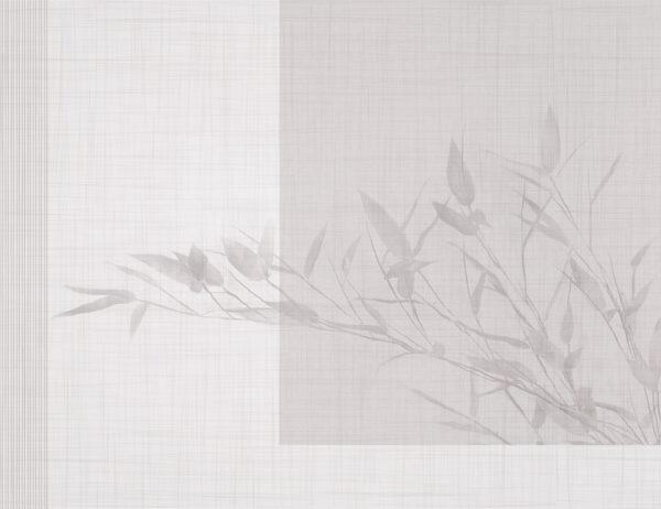 Design Fototapeten Schatten Beispiel grau | fototapete natur