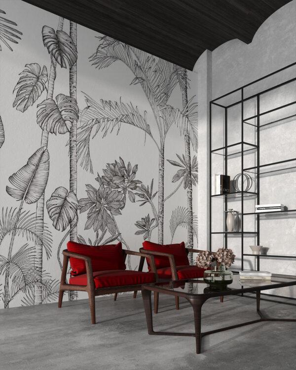 Kaufen Fototapeten Randers   3d tapete wohnzimmer