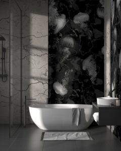 Designer Fototapeten Vejle | 3d tapete badezimmer