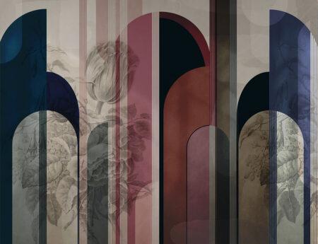 Designer Fototapeten Silkeborg Beispiel | 3d tapete