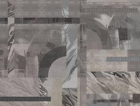 Designer Fototapeten Greve Beispiel Grau | 3d tapete