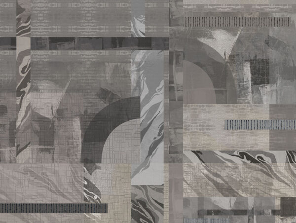Designer Fototapeten Greve Beispiel Grau   3d tapete