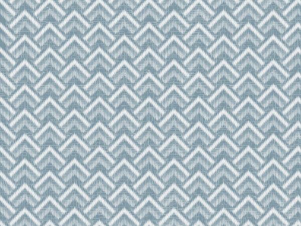 Designer Fototapeten Fredericia beispiel mattes Blau   3d tapete
