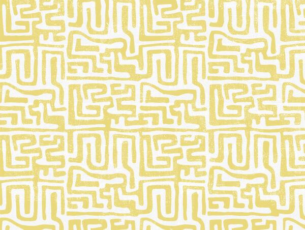 Fototapeten Helsingør Beispiel Gelb | 3d fototapete