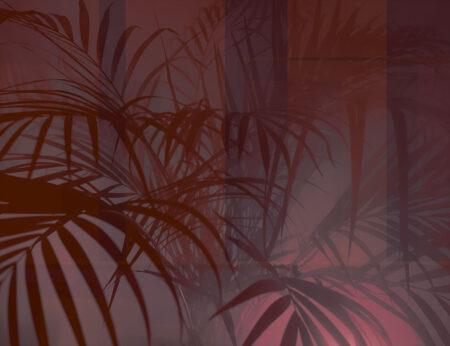 Design Fototapeten Holstebro Beispiel rot | fototapete natur