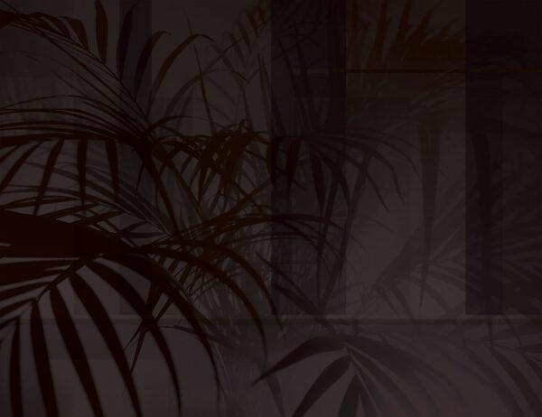 Design Fototapeten Holstebro Beispiel schwarz | fototapete natur
