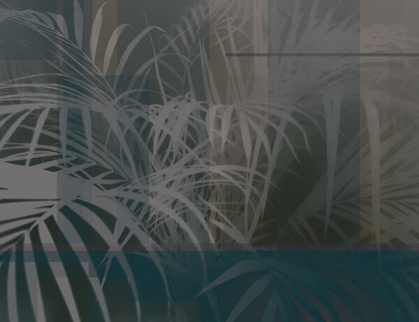 Design Fototapeten Slagelse Beispiel grau | fototapete natur