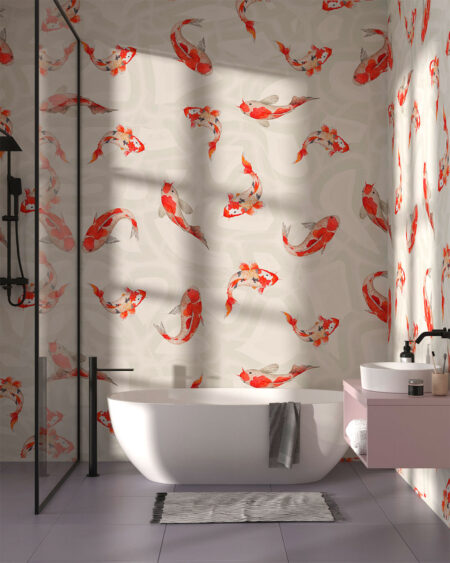 Kaufen Designer Fototapeten Hillerød   3d tapete badezimmer