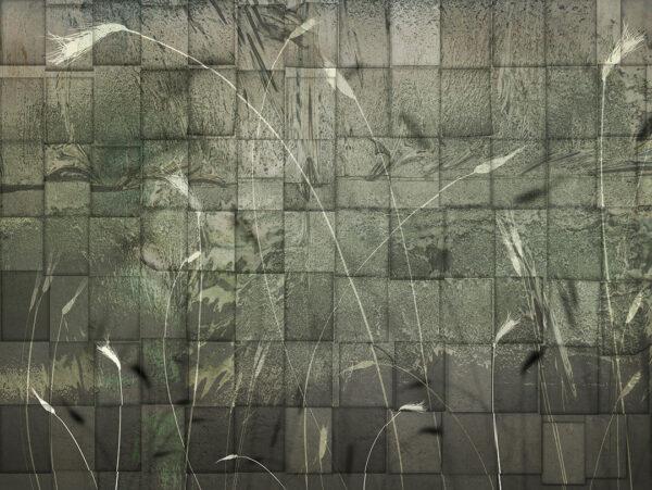 Design Fototapeten Svendborg Beispiel Mosaik | fototapete natur