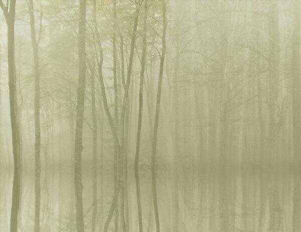 Design Fototapeten Toftir Beispiel Gelb | fototapete natur