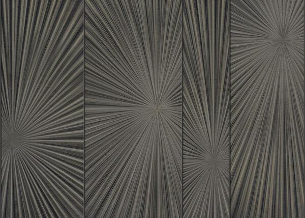 Fototapeten Sandur Beispiel dunkel grau   3d tapete